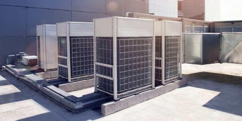 Commercial HVAC in Raleigh, North Carolina